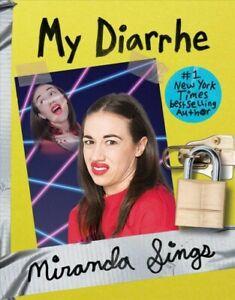 My-Diarrhe-Paperback-by-Sings-Miranda-Brand-New-Free-shipping