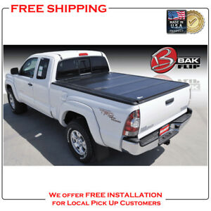 bed766495c0 BAKFlip G2 Folding Tonneau Cover for 2016-19 Toyota Tacoma 6  Bed ...