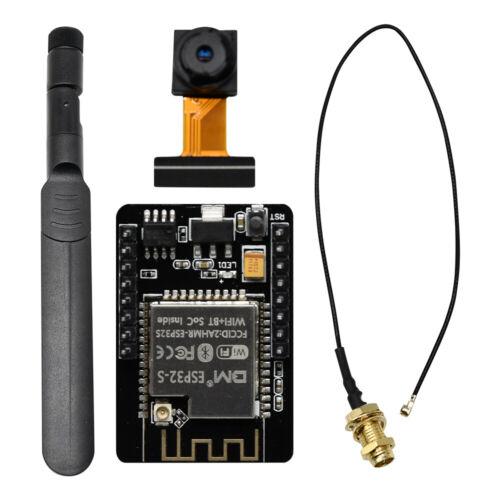 ESP32-CAM WIFI Bluetooth Development Board Enhanced Version+OV2640 Cam+Antenna