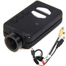 HD MOBIUS VIDEOCAMERA CON GRANDANGOLO C Lens 1080P 60FPS RC QUAD DJI GOPR OSD