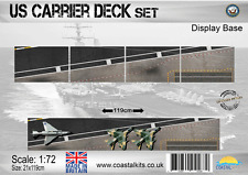 Coastal Kits 1/72 Scale US Carrier Deck Display Base