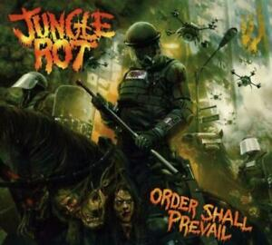 Jungle-Rot-Order-Shall-Prevail-New-amp-Sealed-CD