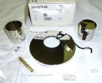 Dornbracht 36416979-08 Modern Xtool Shower Thermostat Trim Platinum Tara Logic