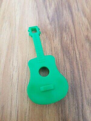 Buckaroo (mb Games) Di Ricambio/sostituzione Chitarra-verde-spedizione Gratuita!-ent - Green Guitar - Free Postage! It-it Mostra Il Titolo Originale