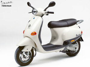 Details about MANUAL WORKSHOP OR REPAIR PIAGGIO VESPA ET4 50. DVD PDF on