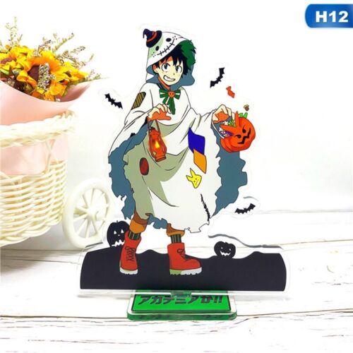 Anime My Hero Academia Midoriya Bakugou Todoroki Figure Model Halloween UK iBWvw