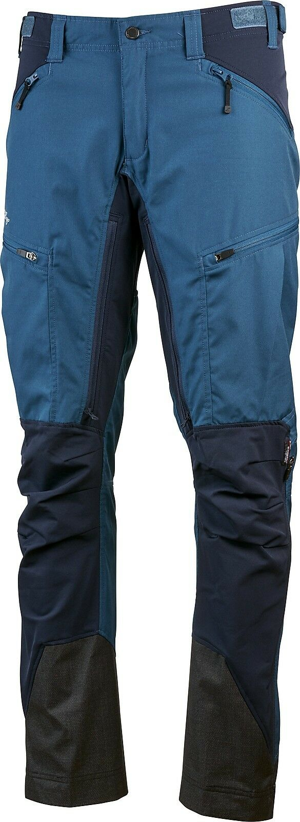 Lundhags Makke Pant Men, Petrol bluee, Elasticated Mens Trekking Pants,  Size 46  there are more brands of high-quality goods