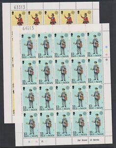 Isle-von-Mann-1979-Europa-Communication-Kleinbogen-X-2-MNH-Sg-148-9