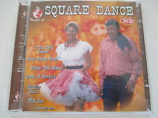 The World Of Square Dance - 2 CD