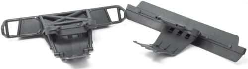 Arrma MOJAVE 6s BLX skid plates AR106058 Front /& Rear Bumpers
