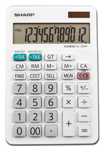 Sharp  12 Digit Calculator