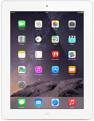 Apple iPad 2 32GB, Wi-Fi + 3G (AT&T), 9.7in - White - (MC983LL/A)