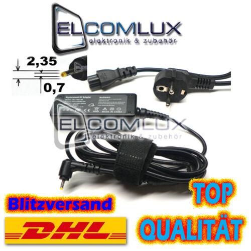 Adattatore di rete AC Power Adattatore Per Asus ASUS EEE PC 1005 Series 19v 2,1a 40w Top
