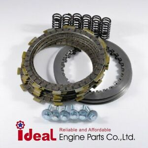 034-NEW-034-Clutch-Disc-Spring-Blots-Kits-for-Honda-CR-250R-250-R-94-07