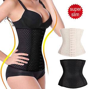 d7dd23544f491 Image is loading Fajas-Reductoras-Colombianas-Body-Shaper-Tummy-Waist- Training-