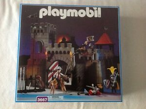 Playmobil-castle-house-knights-3667-3666-3665-3450-3446-3445-3448-3441-new