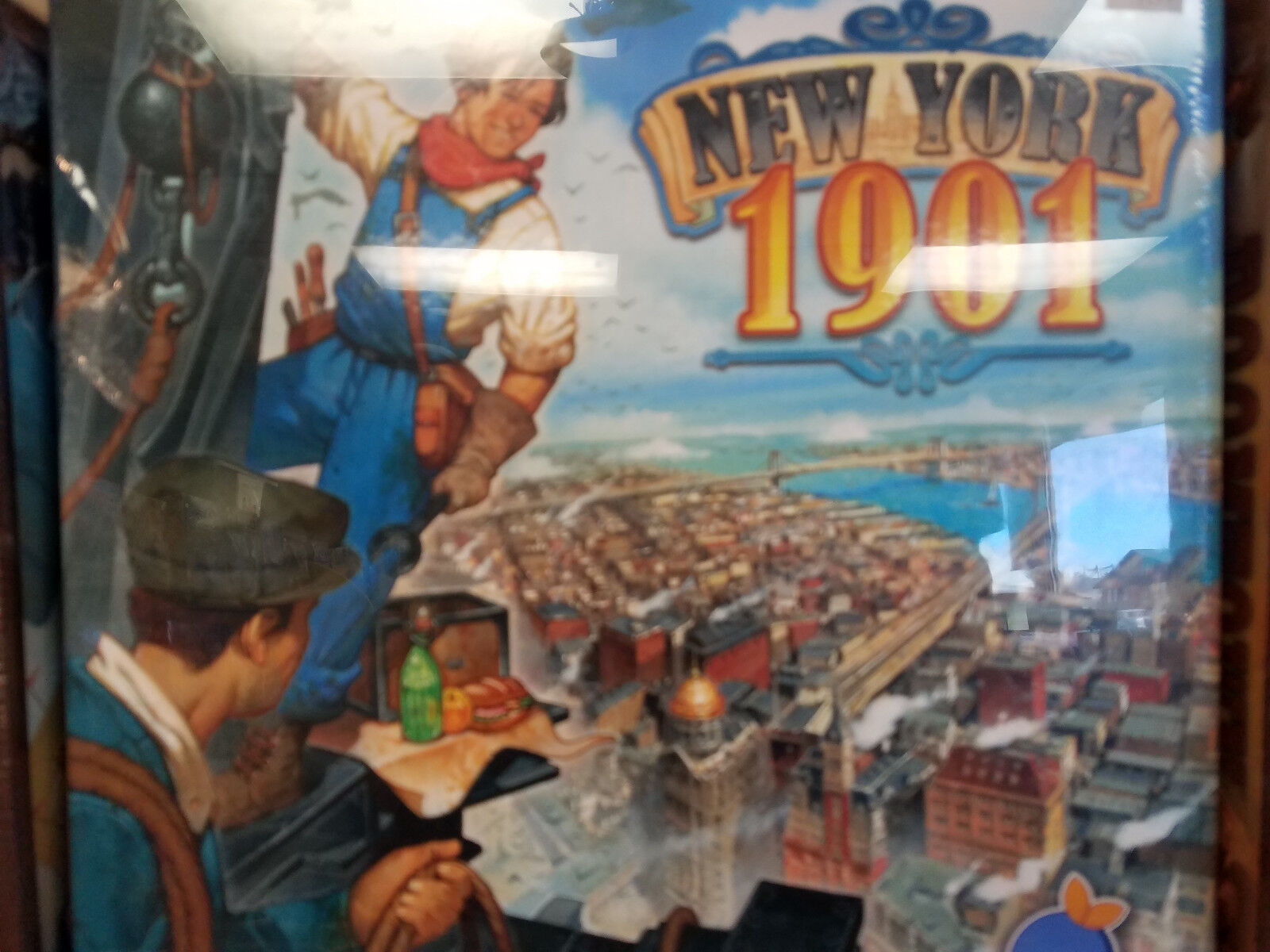New York 1901 - Blau Orange Games Board Game New