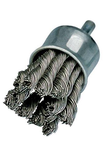 PROMAT Industrie Bürsten für Bohrmaschinen /& Akkuschrauber Drahtbürsten OSBORN