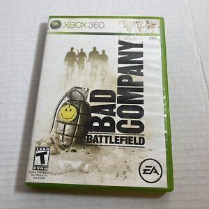 Battlefield: Bad Company Microsoft Xbox 360 Complete Video Game Free Ship
