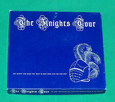 THE KNIGHTS TOUR SOLITAIRE PUZZLE VTG ARE JAY GAMES CLEVELAND OHIO MATH PROBLEM