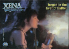 QUOTABLE XENA IN MOTION CARD M4