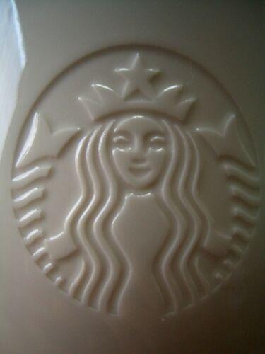 BLUE Exclusive Starbucks Japan 2012 Limited Mug cup EMBOSS SIREN LOGO