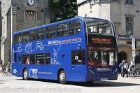 Oxford Bus Company No.207 Bus Photo