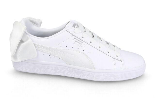 Puma Basket Bow Wns 367319 02 Best shoes SneakerStudio