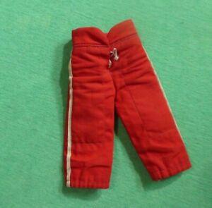 Vintage Ken Doll Clothes - Vintage Ken 799 Touchdown Football Pants
