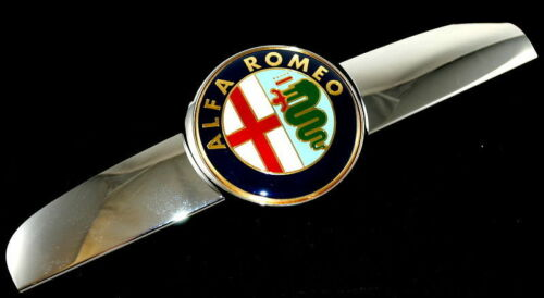 Alfa Romeo 159 Front Bonnet Grille Emblem Logo Badge Genuine 71777751 50521448