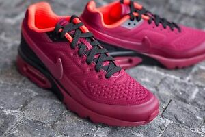 Details about Nike Air Max BW Ultra SE Team Red Style 844967 600 Mens Sz 9