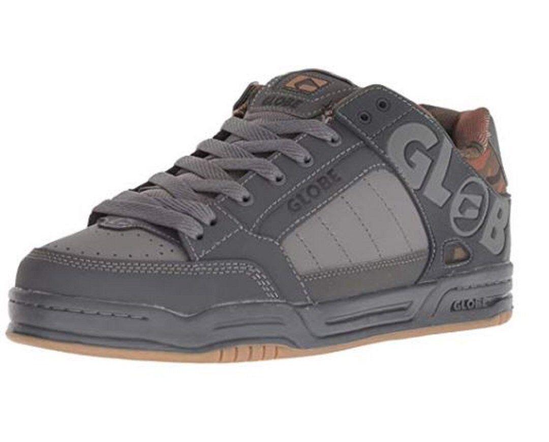 Mens Globe (Petrol Camo) Tilt zapatos