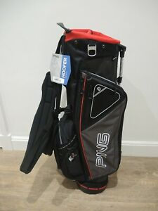 Ping Hoofer Golf Stand Bag Rare with tags NOS