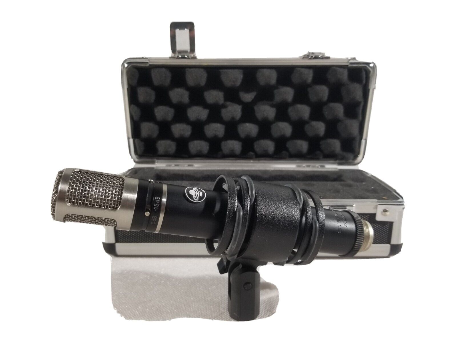 Sterling Audio ST33 microphone. Buy it now for 200.00