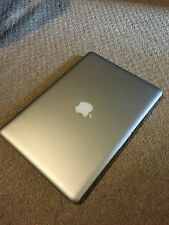 """Mid-2012 MacBook Pro 13"""", 500gb SSD, 2.5 GHz Core i5, 4 GB ram"""