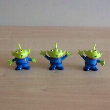 "Disney Toy Story 1,2 & 3 Alien 2"" Figures Excellent condition"