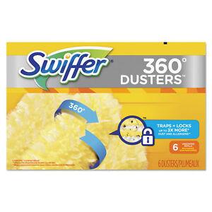 Swiffer-360-Dusters-Refill-Dust-Lock-Fiber-Yellow-6-Box-21620BX