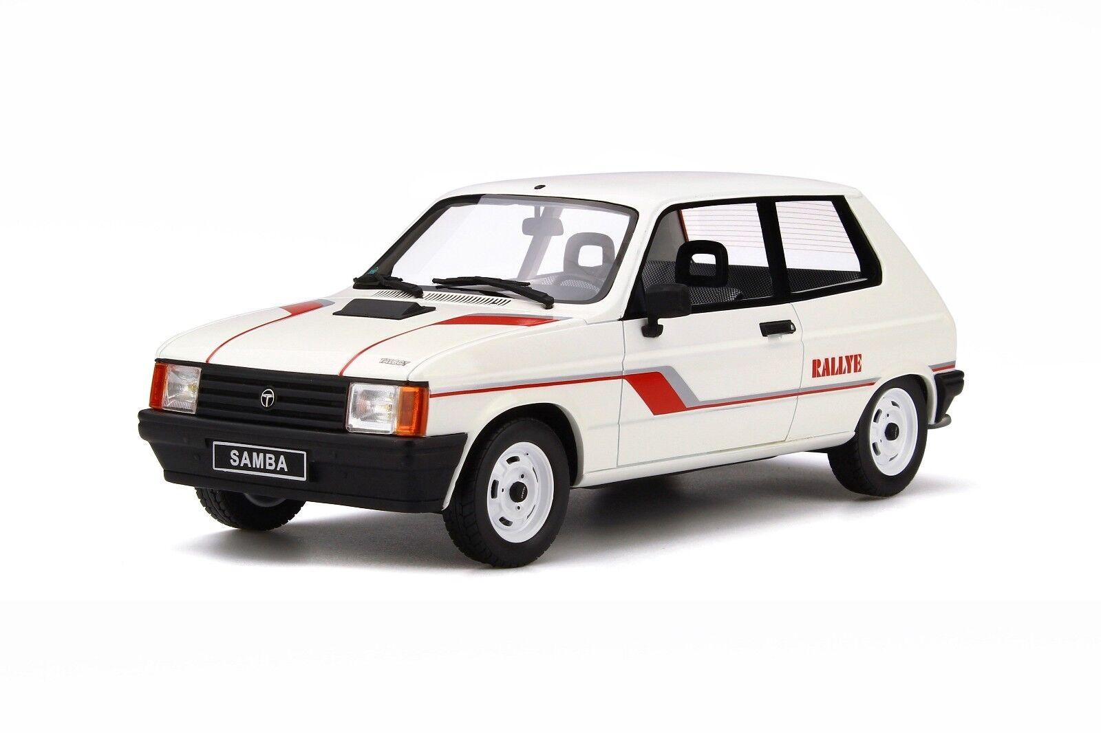Talbot Samba Rallye  NOUVEAU  Otto ot694  1 18