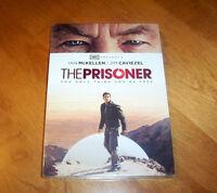 The Prisoner Amc Series Ian Mckellen Jim Caviezel Tv 3 Dvd Set & Sealed
