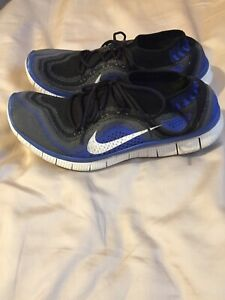 detailed look 28ffa 136cc Details about Nike Free Run Flyknit 5.0 Mens Shoes Size 9.5