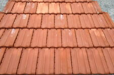 French Style Roof Tile Smooth Red 2sq 270pcs