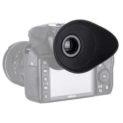 D5100 D7100 Ocular Negro Para Nikon D5300 D5000 D5200 D7200
