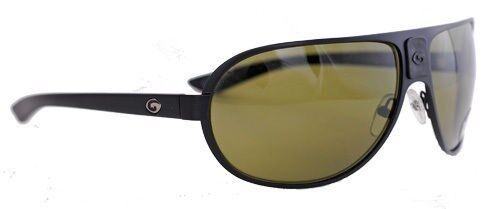 Gargoyles Sonnenbrille Piloten Schwarz Grün Grün Grün + Hartschale (Neu) | Überlegene Qualität  73fd57