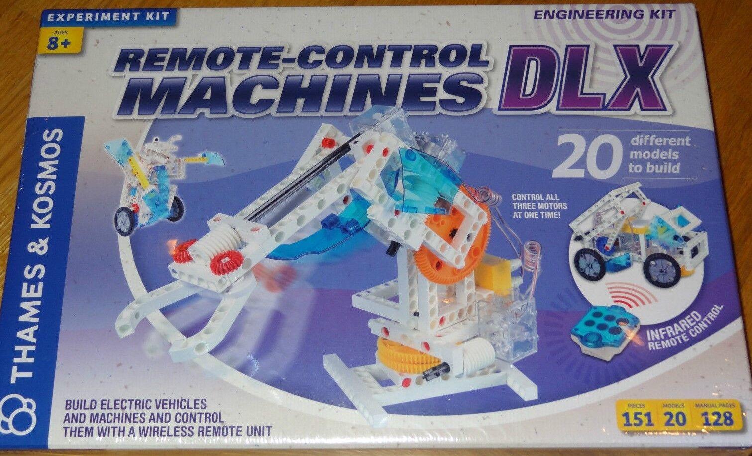 Fjärrstyrning DLX Thames och Kosmos Science Engineering Kit