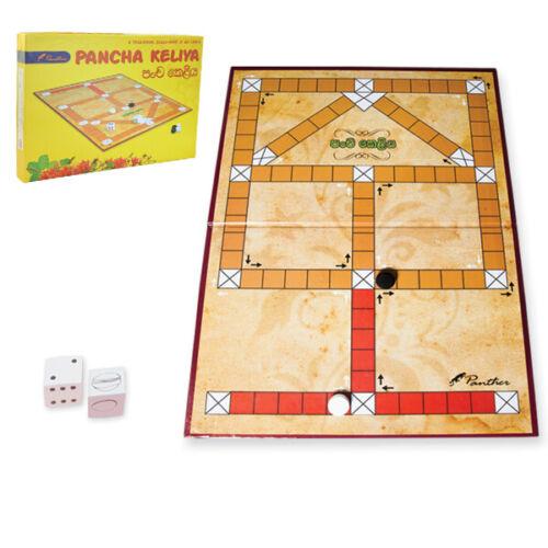 Pancha Keliya traditional board game