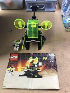 2019 DernièRe Conception Lego Vintage Blackmon 2 6878 Sub Orbital Guardian Avec Instruction 1991.-afficher Le Titre D'origine ModéLisation Durable