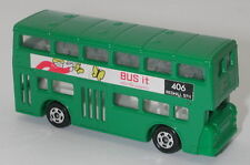 Tomica London Bus No. F15 1977 Tomy oc14699