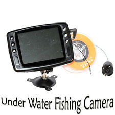 "Underwater Fishing Finder Equipment with Inspection Camera and 3.5"" LCD Monitor"
