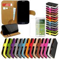 SamsungGalaxy S4 i9500 i9505 Cover Kunstleder Tasche Schutz Handyhülle Case Etui