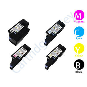 Compatible-Dell-331-0778-BCYM-Toner-Set-for-Dell-1250-1250C-1350CNW-1355CN-1355C